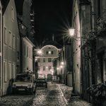 Pfarrgasse und Rathaus Beilngries