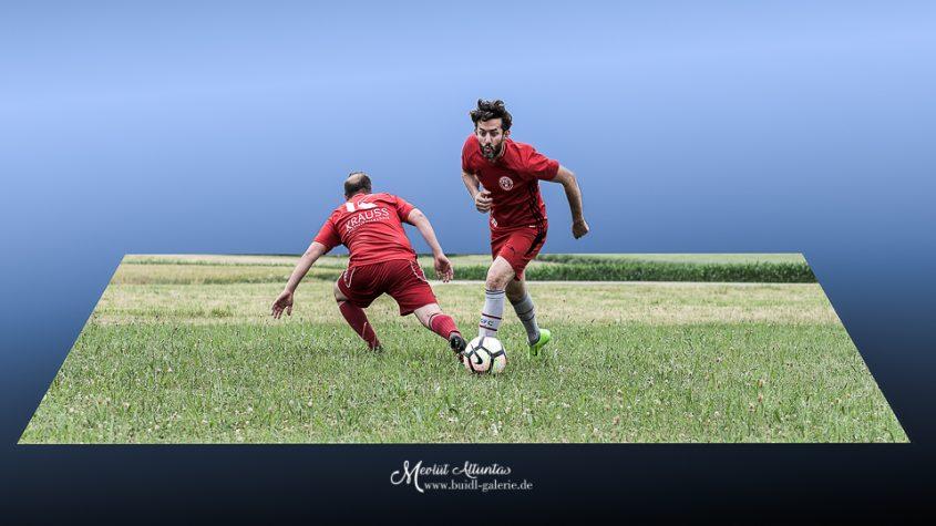 3D-Fussball